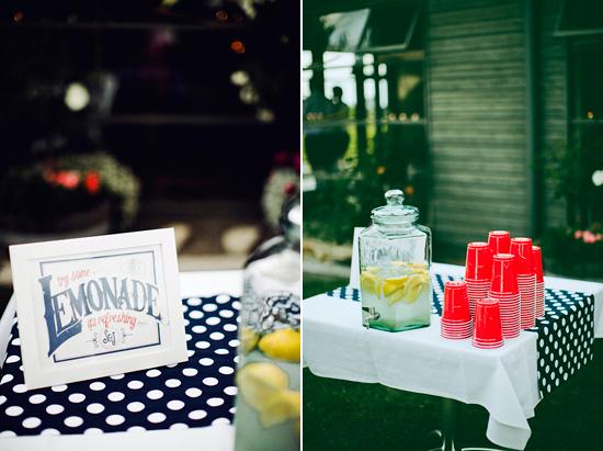 Blue and Red Polka Dot Wedding1418 Jolly & Scotts Polka Dot Lake George Winery Wedding