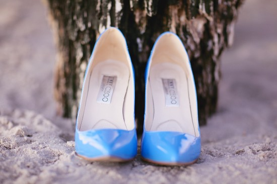 """Combining my love of shoes, with the centuries old tradition """"something old, something new, something borrowed, something BLUE""""!!!"""