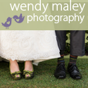Wendy Maley Photography Weddings banner