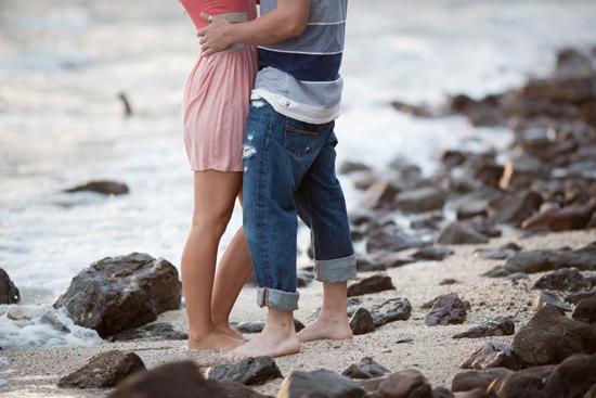 brisbane beach engagement09 Shayne and Justins Brisbane Beach Engagement Photos