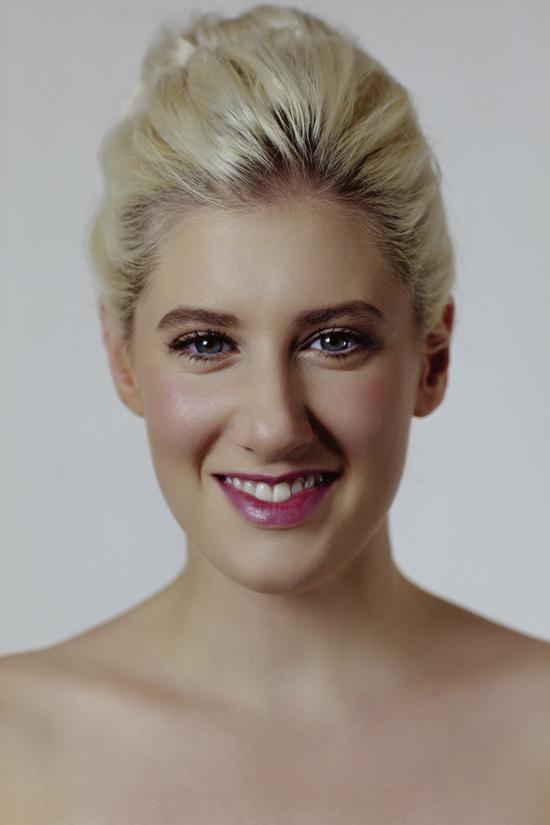 fresh bridal makeup inspiration