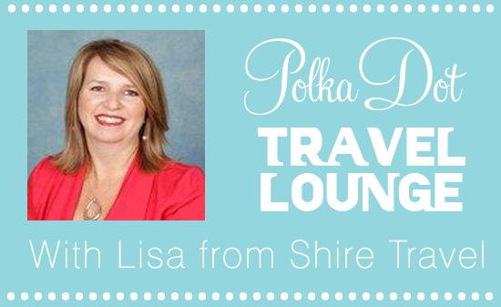 lisa shire travel Polkadot Travel Lounge Lisa from Shire Travel