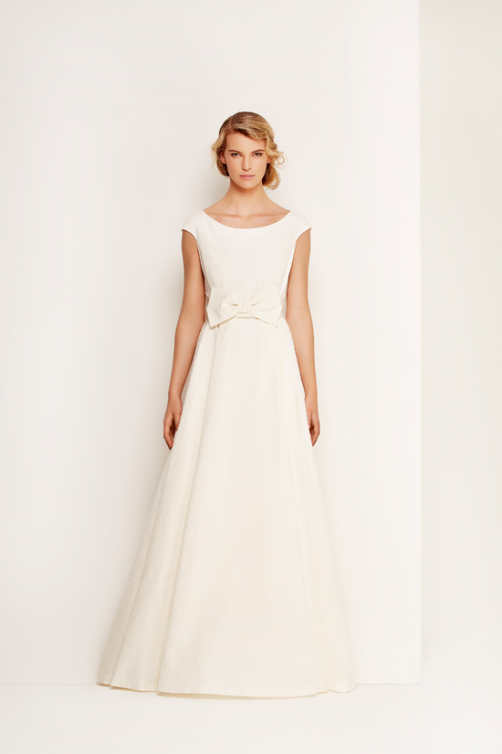 max mara wedding gowns01 Max Mara Bridal Fall Winter 2013/14 Collection