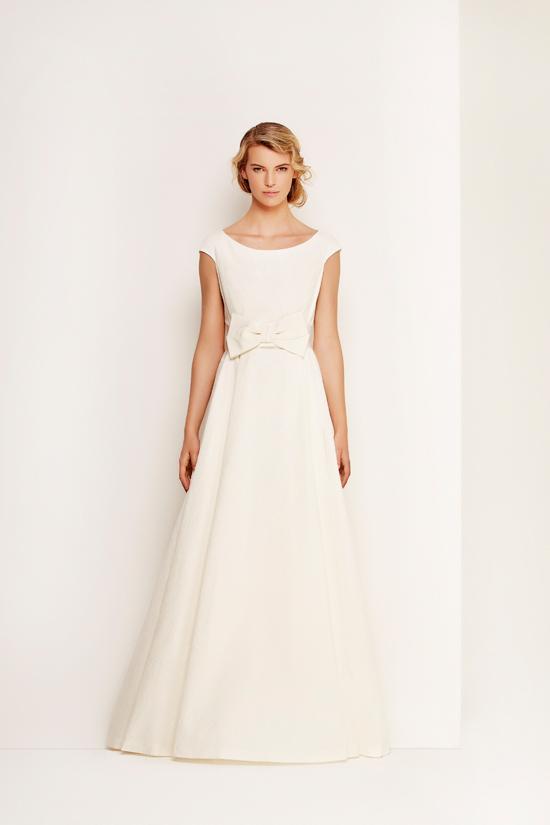 max mara wedding gowns01 Max Mara Bridal Fall Winter 2013/14 Collection