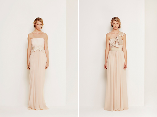 max mara wedding gowns04 Max Mara Bridal Fall Winter 2013/14 Collection