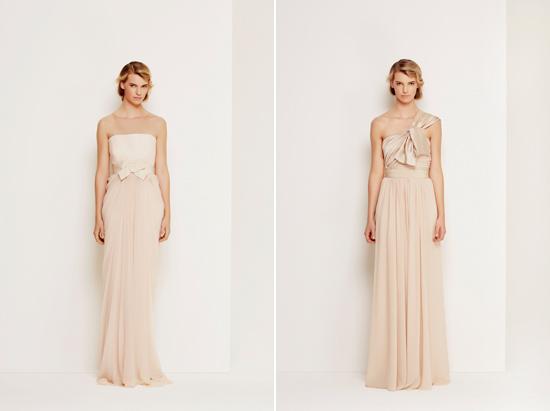 max mara wedding gowns04 Max Mara Bridal Fall Winter 2013/14 Collection