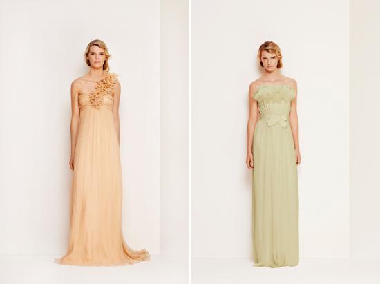 max mara wedding gowns06 Max Mara Bridal Fall Winter 2013/14 Collection
