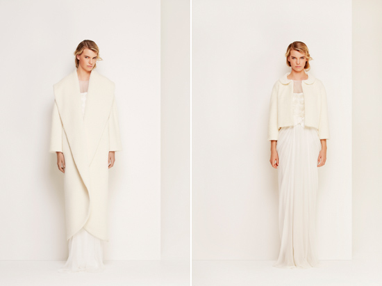 max mara wedding gowns10 Max Mara Bridal Fall Winter 2013/14 Collection