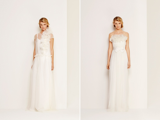 max mara wedding gowns11 Max Mara Bridal Fall Winter 2013/14 Collection