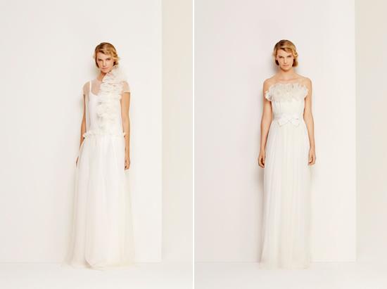 max mara wedding gowns11 Max Mara Bridal Fall Winter 2013/14 Collection