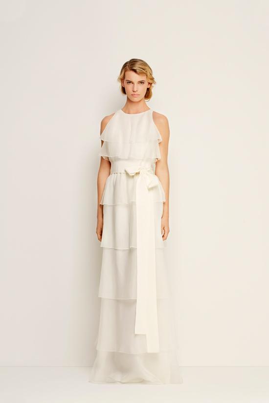 max mara wedding gowns12 Max Mara Bridal Fall Winter 2013/14 Collection