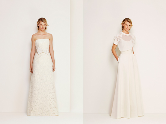 max mara wedding gowns13 Max Mara Bridal Fall Winter 2013/14 Collection