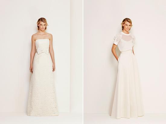 max mara wedding gowns13 Max Mara Bridal Fall Winter 2013/14 Collection