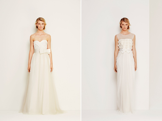 max mara wedding gowns14 Max Mara Bridal Fall Winter 2013/14 Collection