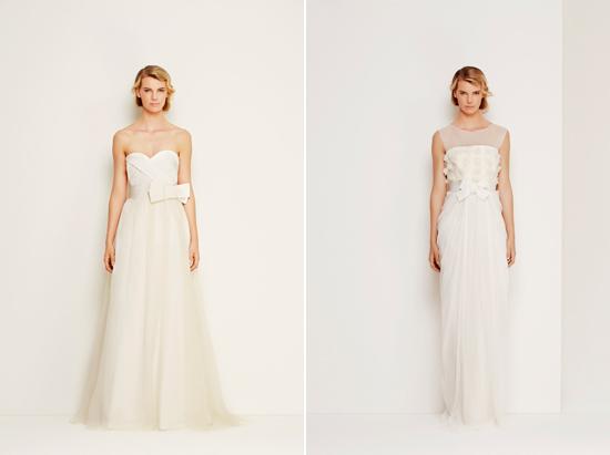 max mara wedding gowns14 Max Mara Bridal Fall Winter 2013/14 Collection