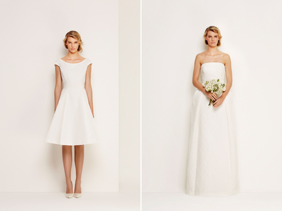 max mara wedding gowns15 Max Mara Bridal Fall Winter 2013/14 Collection