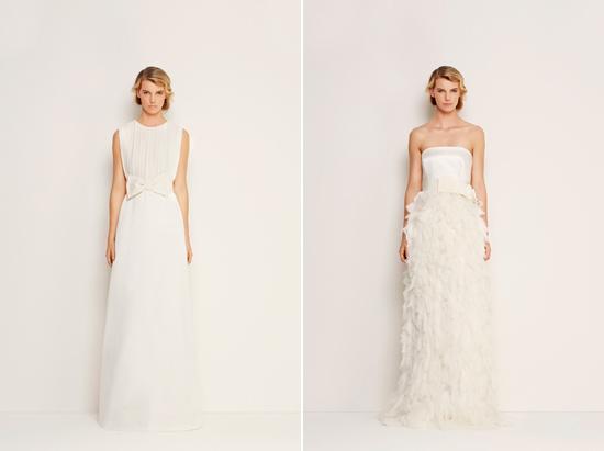 max mara wedding gowns16 Max Mara Bridal Fall Winter 2013/14 Collection
