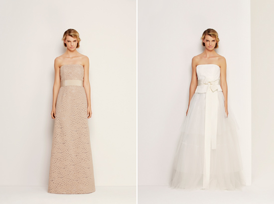 max mara wedding gowns17 Max Mara Bridal Fall Winter 2013/14 Collection