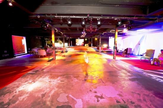 sydney warehouse function venue 550x366 Sydney Industrial Wedding Venues