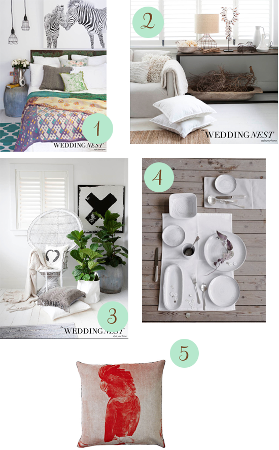 5 Tips For Styling Your Home The Wedding Nests Top 5 Tips For Styling Your Home