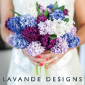 Lavande Designs Bride Banner