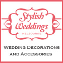 Stylish Weddings Bride banner