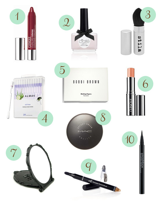 Wedding Day Makeup Touch Up Kit