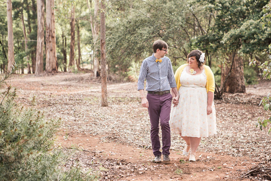 colourful diy wedding37 Renee and Ross Colourful DIY Wedding