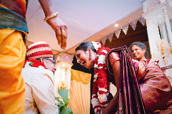 indian wedding candid moment