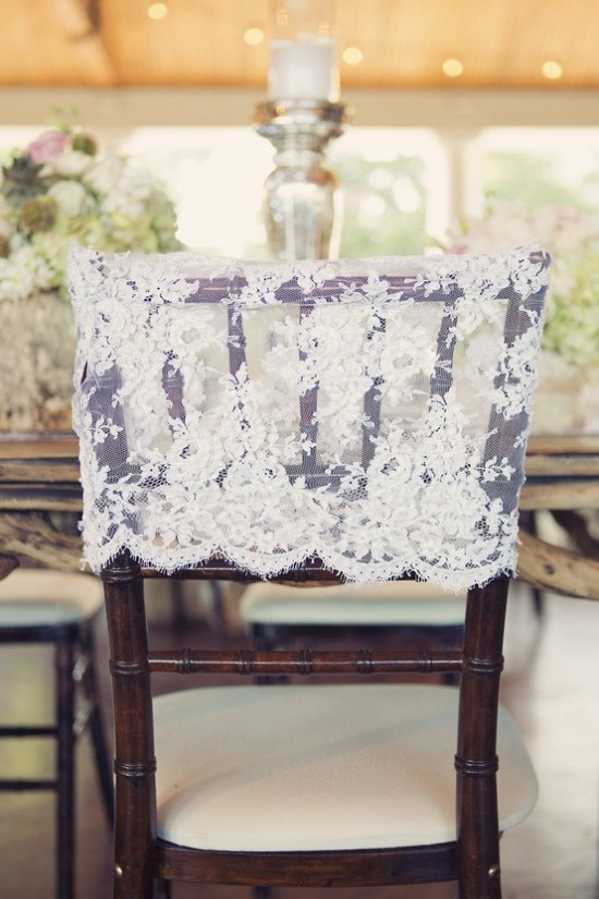 lace chair cover 550x825 Ask Ms Polka Dot Lace Chair Hoods