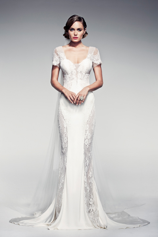 pallas couture fleur blanche collection01 Pallas Couture Fleur Blanche Spring/Summer 2014 Bridal Collection
