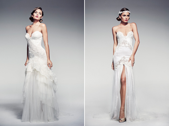pallas couture fleur blanche collection04 Pallas Couture Fleur Blanche Spring/Summer 2014 Bridal Collection