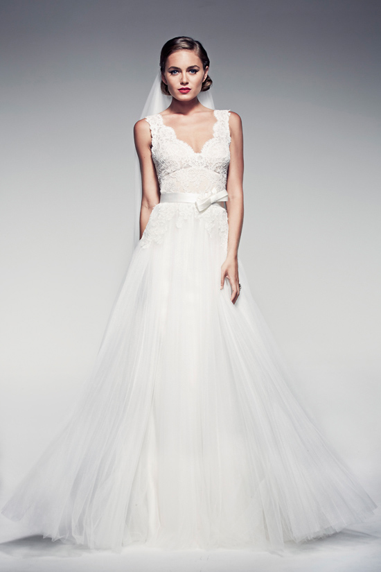 pallas couture fleur blanche collection05 Pallas Couture Fleur Blanche Spring/Summer 2014 Bridal Collection