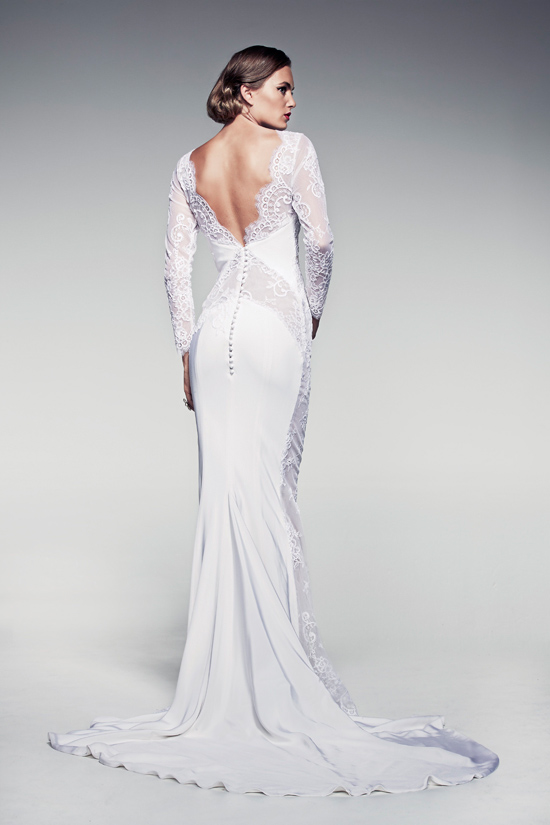 pallas couture fleur blanche collection07 Pallas Couture Fleur Blanche Spring/Summer 2014 Bridal Collection