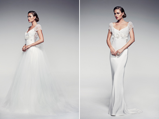 pallas couture fleur blanche collection08 Pallas Couture Fleur Blanche Spring/Summer 2014 Bridal Collection