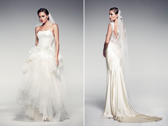 pallas couture fleur blanche collection09 Pallas Couture Fleur Blanche Spring/Summer 2014 Bridal Collection
