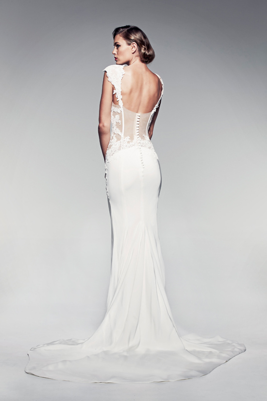 pallas couture fleur blanche collection11 Pallas Couture Fleur Blanche Spring/Summer 2014 Bridal Collection