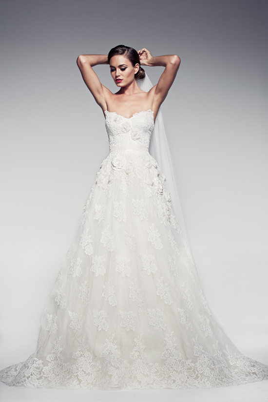 pallas couture fleur blanche collection12 Pallas Couture Fleur Blanche Spring/Summer 2014 Bridal Collection