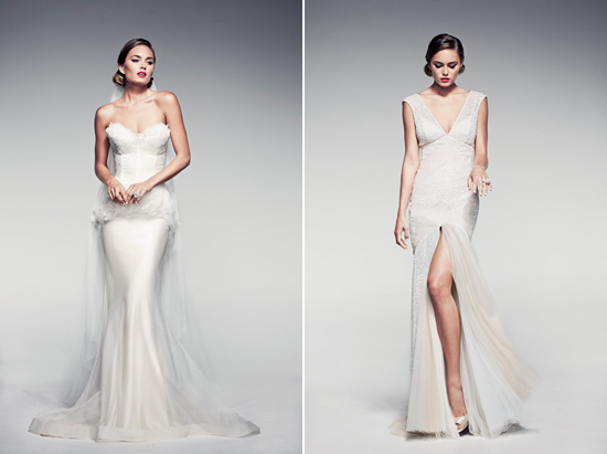 pallas couture fleur blanche collection13 Pallas Couture Fleur Blanche Spring/Summer 2014 Bridal Collection