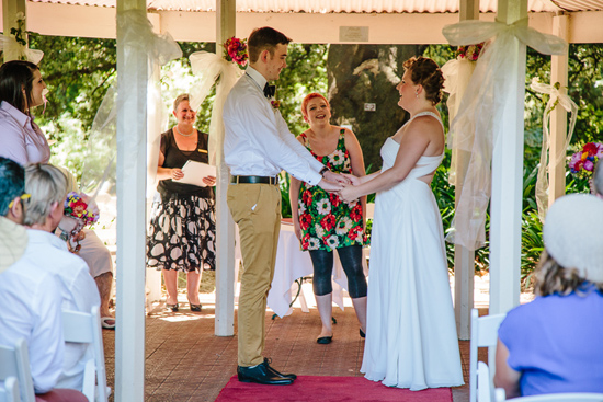 Adelaide Botanic Gardens wedding007 A Grooms Wedding Day Story