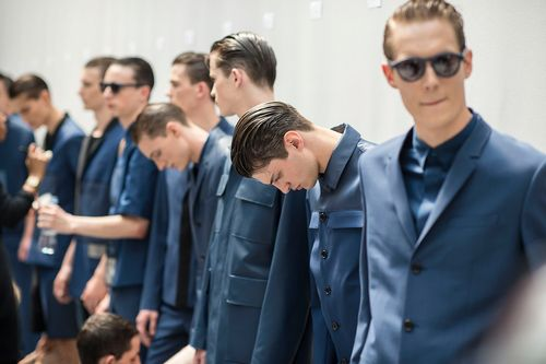 Dior Homme Backstage Essentials: 3 Hot Shades Of Blue For The New Wedding Season