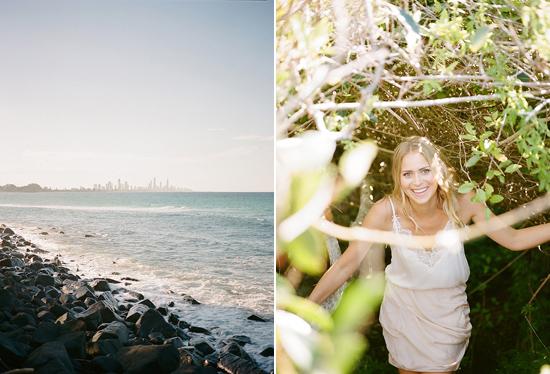 beach engagement002 Rebekah and Tristans Beach Engagement