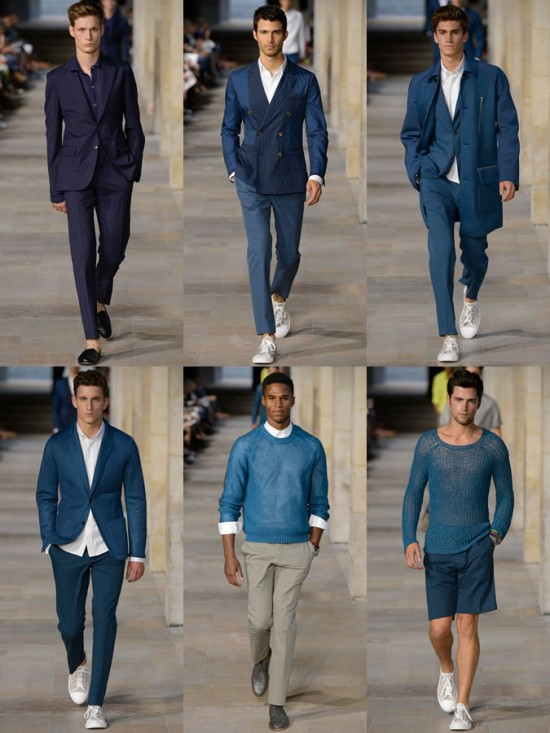 hermes blue 550x733 Essentials: 3 Hot Shades Of Blue For The New Wedding Season