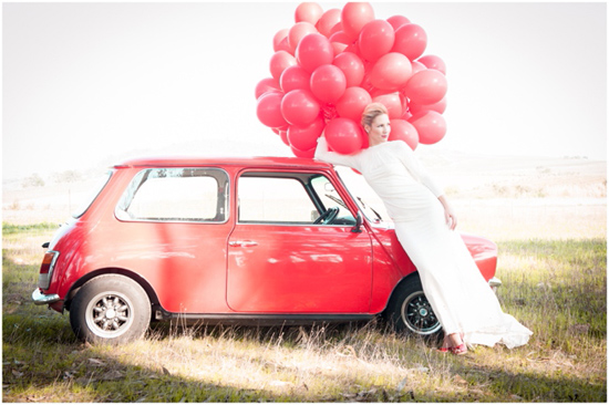 99 Red Balloons wedding inspiration08 99 Red Balloons Wedding Inspiration