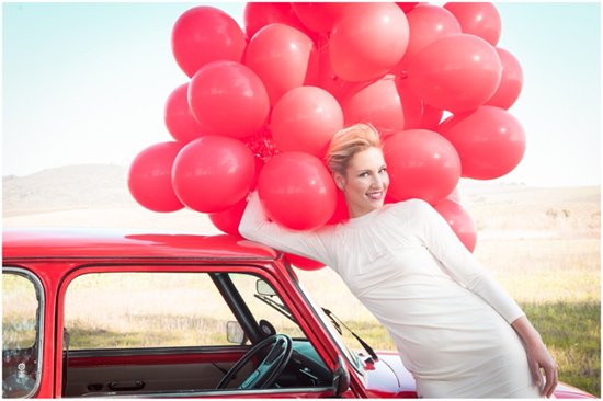 99 Red Balloons wedding inspiration09 99 Red Balloons Wedding Inspiration