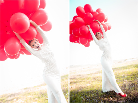 99 Red Balloons wedding inspiration10 99 Red Balloons Wedding Inspiration