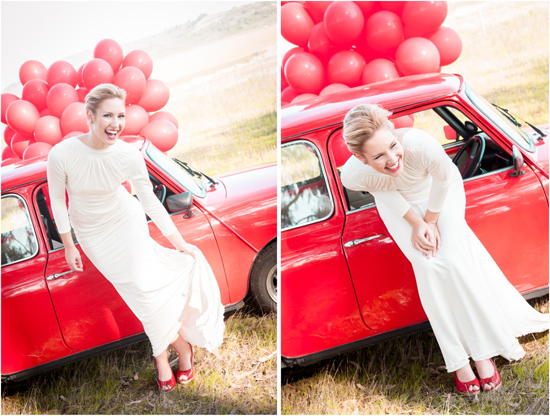 99 Red Balloons wedding inspiration12 99 Red Balloons Wedding Inspiration