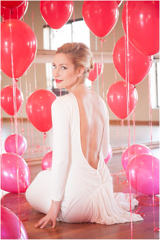 99 Red Balloons wedding inspiration14 99 Red Balloons Wedding Inspiration