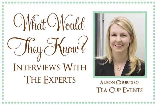 Alison Courts Tea Cup Events