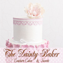 The Dainty Baker Made banner